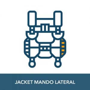 Mantenimiento Jacket Mando Lateral