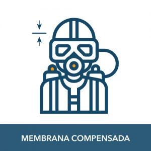 Mantenimiento Reguladores Membrana Compensada